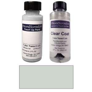 2 Oz. Opal Silver Blue Metallic Paint Bottle Kit for 2008