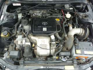 OEM Celica GT4 Turbo ST205 3SGTE Engine Clip w/ Rear Diff. Fuel Tank
