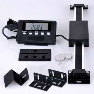 Lathe Milling Machine Remote DRO Digital Readout Scale 6