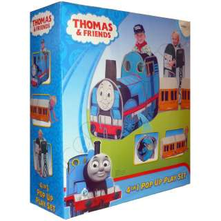 Thomas the Tank Engine Pop Up Play House   an easy to assemble Play