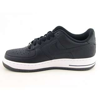 Nike Air Force 1 Youth Kids Boys SZ 6 Black/White Basketball Medium