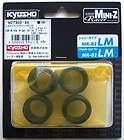 LM High Grip Tire 20º (MR 02LM) Kyosho Mini Z MZT301 20