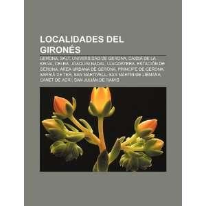 , Joaquim Nadal, Llagostera, Estación de Gerona (Spanish Edition