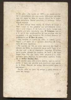 Jorge Luis Borges Book El Libro De Arena 1ºEd EMECE 75 L@@K