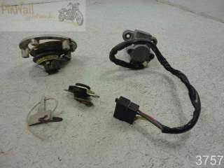 00 Ducati Monster M750 750 LOCK SET IGNITION SWITCH KEY