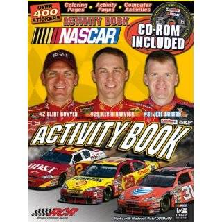 Richard Childress Racing Activity book and CD (Rcr) by Larry Carney