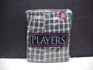 2pr Big Mens Players Print Boxer Shorts 3X 50 52