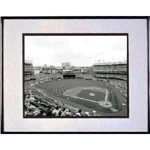 New Yankee Stadium   Black & White Wall Art