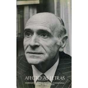 Afecto As Letras (Homenagem Da Literatura Portuguesa