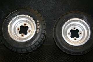 Honda 450R 450 R Stock Rear Wheels Rim Tires 450R