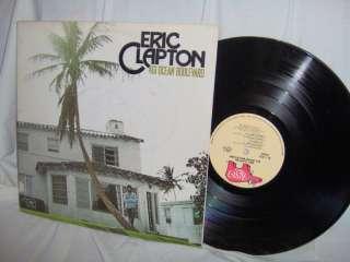 ERIC CLAPTON 461 OCEAN BOULEVARD vinyl rock LP