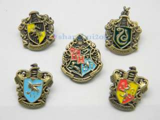 This is ONE set of Harry Potter pin Badge only