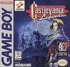 Castlevania Legends (Nintendo Game Boy, 1998)