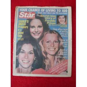 Angels Cheryl Ladd, Jaclyn Smith & Kate Jackson The Star Magazine