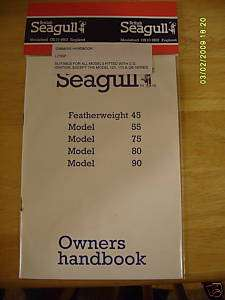 British Seagull Outboard Engine Owners Manual