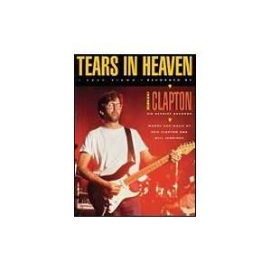 in Heaven (Easy Piano, SHEET MUSIC) ERIC CLAPTON, Easy Piano Books