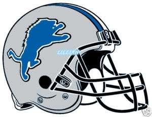 NFL   DETROIT LIONS HELMET Cross Stitch KIT