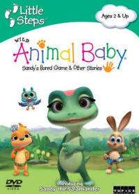 Wild Animal Baby SANDYS BORED GAME & Other Stories DVD