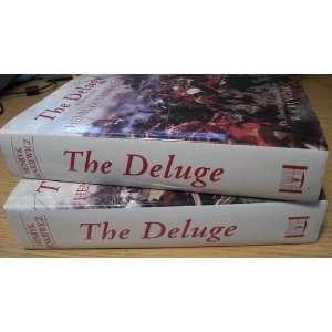 The Deluge (2 Volume set) Books