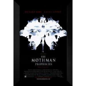 The Mothman Prophecies 27x40 FRAMED Movie Poster   B