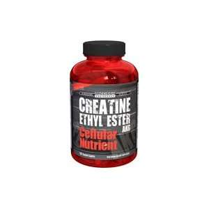 Creatine Ethyl Ester AKG 2600 mg 120 Caplets Health