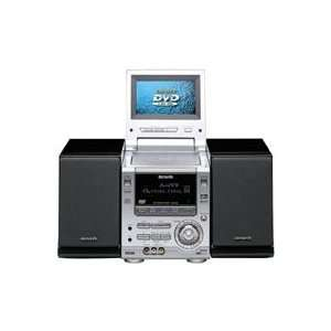 Aiwa XRDV3M Digital Audio Micro System w/ DVD/CD Player