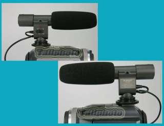 SG 108 Shortgun Mic Video Canon 5D Mark II 7D 60D T3i
