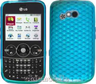 Charger + Screen + TPU Case Cover Straight Talk LG 900G