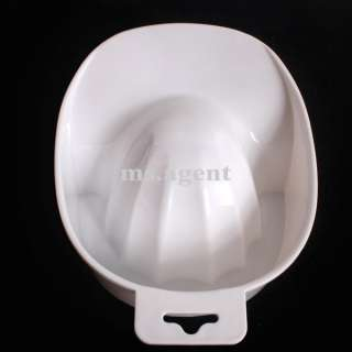 Nail Art Hand Remove Wash Soak Bowl Tool Cleaner D21
