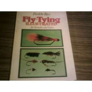 Illusraed for Nymphs and Lures (9780715369524) Freddie Rice Books