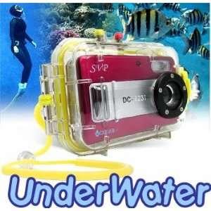 UnderWater Digital Camera Video recorder 12MP Max. 8X Zoom