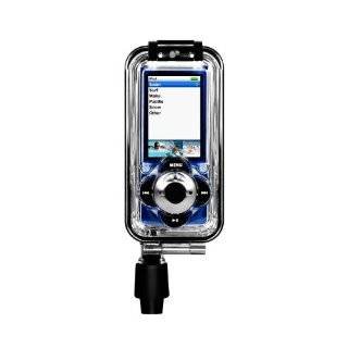 H2O Audio Capture Waterproof Case for iPod nano 5th Gen (Clear) by H2O