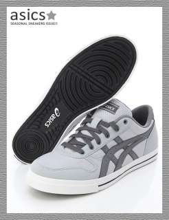 Brand New ASICS AARON CV Shoes Light Grey #7