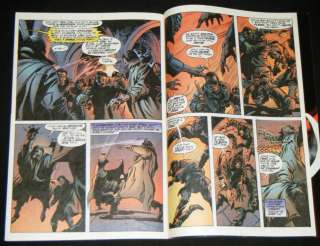 BLADE THE VAMPIRE HUNTER #1, Marvel 1997   San Diego Special Promo