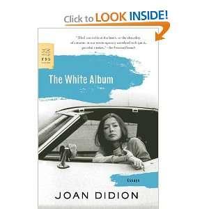 White Album Essays (FSG Classics) (9780374532079) Joan Didion Books