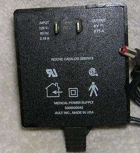 H0MEDICS Medical Power Supply AC Adapter 12VDC 1200mA |