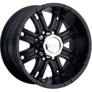 American Eagle 197 17x9 Black Wheel / Rim 5x150 with a  11mm Offset