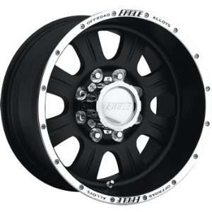 American Eagle 140 17x8 Black Wheel / Rim 5x135 with a 2mm Offset and