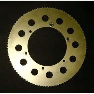 Shifter / Racing Kart #219 Sprocket _ 97 tooth _ gold color _ aluminum