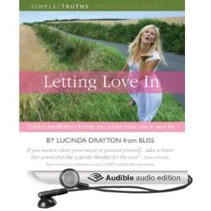 Letting Love In (Audible Audio Edition) Lucinda Drayton Books