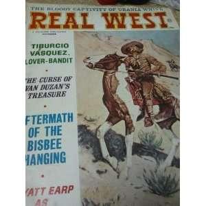 Real West Magazine Novemeber 1965: Phillip Rand: Books