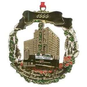 1999 Portland Ornament Arlene Schnitzer Concert Hall and