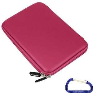 Gizmo Dorks Hard EVA Cover Case (Pink) with Carabiner Key