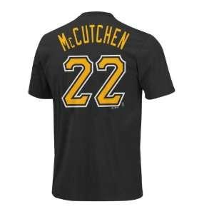Pittsburgh Pirates Andrew McCutchen MLB Player Name & Number T Shirt