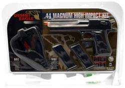 Desert Eagle .44 Magnum Spring Airsoft Gun Pistol Kit w/ Holster & 2