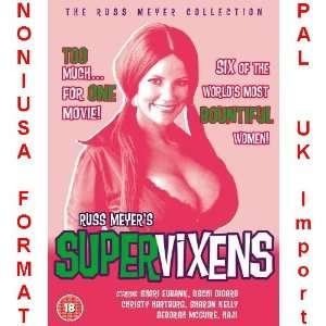 : Super Vixens (aka SuperVixens) [NON U.S.A. FORMAT: PAL U.K. Import