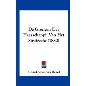 1880) (Chinese Edition) (9781162139807): Gerard Anton Van Hamel: Books