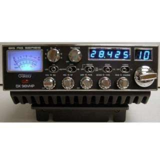 GALAXY DX98VHP 10 Meter Big Rig Series Mobile Radio