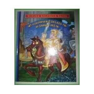 Czlowiek z Zelaza & Zajac i Jez: Jacob & Wilhelm Grimm: Books