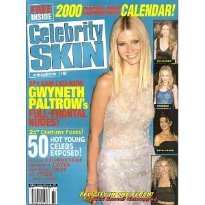 Magazine #81 Gwyneth Paltrow, Alicia Silverstone: High Society: Books